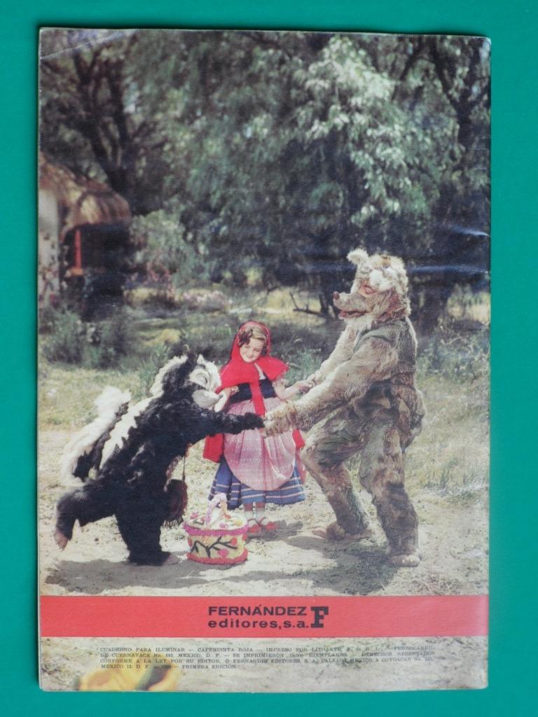 Caperucita y el lobo feroz - 3 10