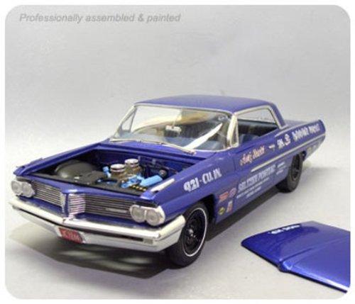 1962 pontiac catalina 421sd 1/25 amt