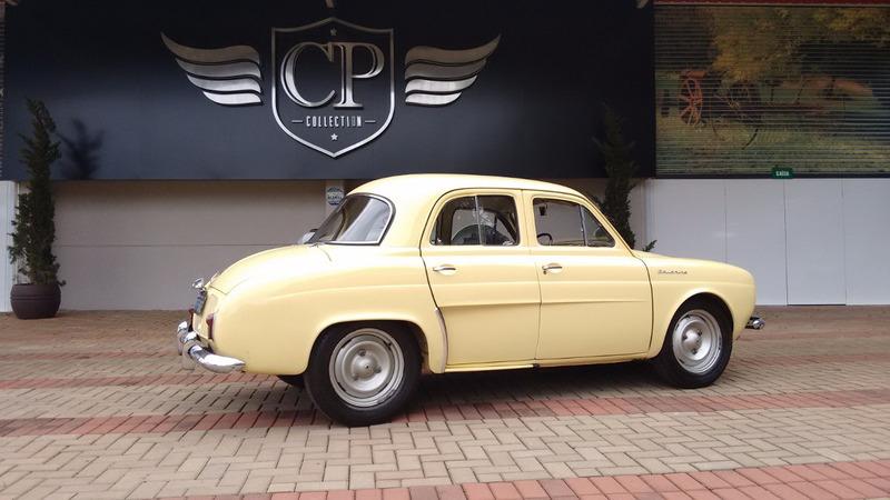 1962 willys renault dauphine  tags gordini fusca simca