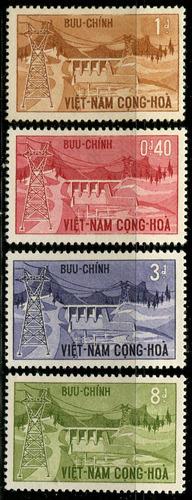 1964 viet nam: hidroeléctrica danhim