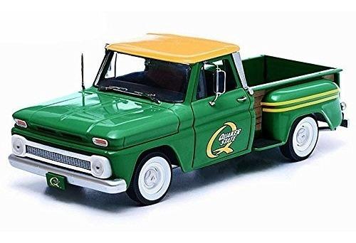 1965 chevrolet c-10 stepside de camiones, quaker state, ver