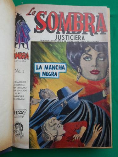 1965 la sombra justiciera #1,2,3,4,5,6,7,8,9,10,11,12,13,14