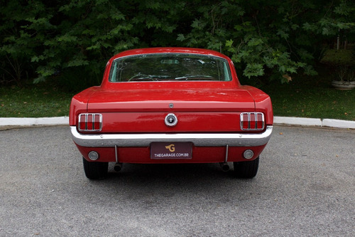 1965 mustang fastback 2+2