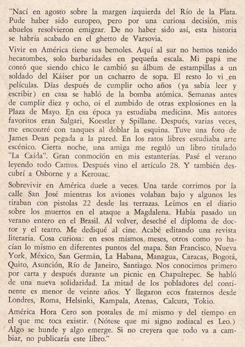 1965 poesia beatnik miguel grinberg america hora cero escaso