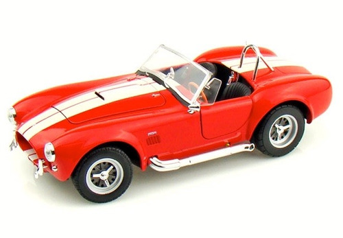 1965 shelby cobra 427 s/c escala 1:24
