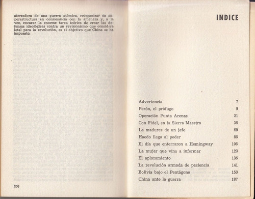 1967 carlos maria gutierrez reportajes fidel peron haedo etc