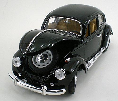1967 volkswagen beetle clásico escala 118 colores die cast