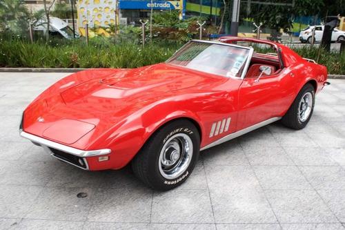 1968 chevrolet corvette targa stingray