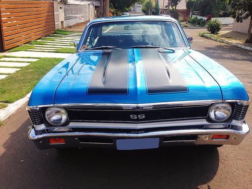 1968 chevy nova, n é camaro, chevelle, mustang