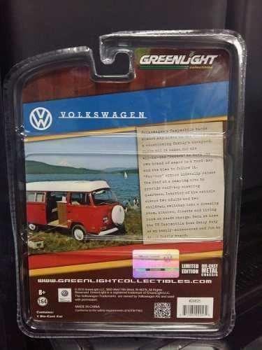 1968 volkswagen type 2 campmobile greenlight