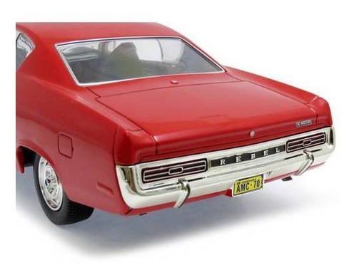1970 amc rebel - escala 1:18 - yat ming