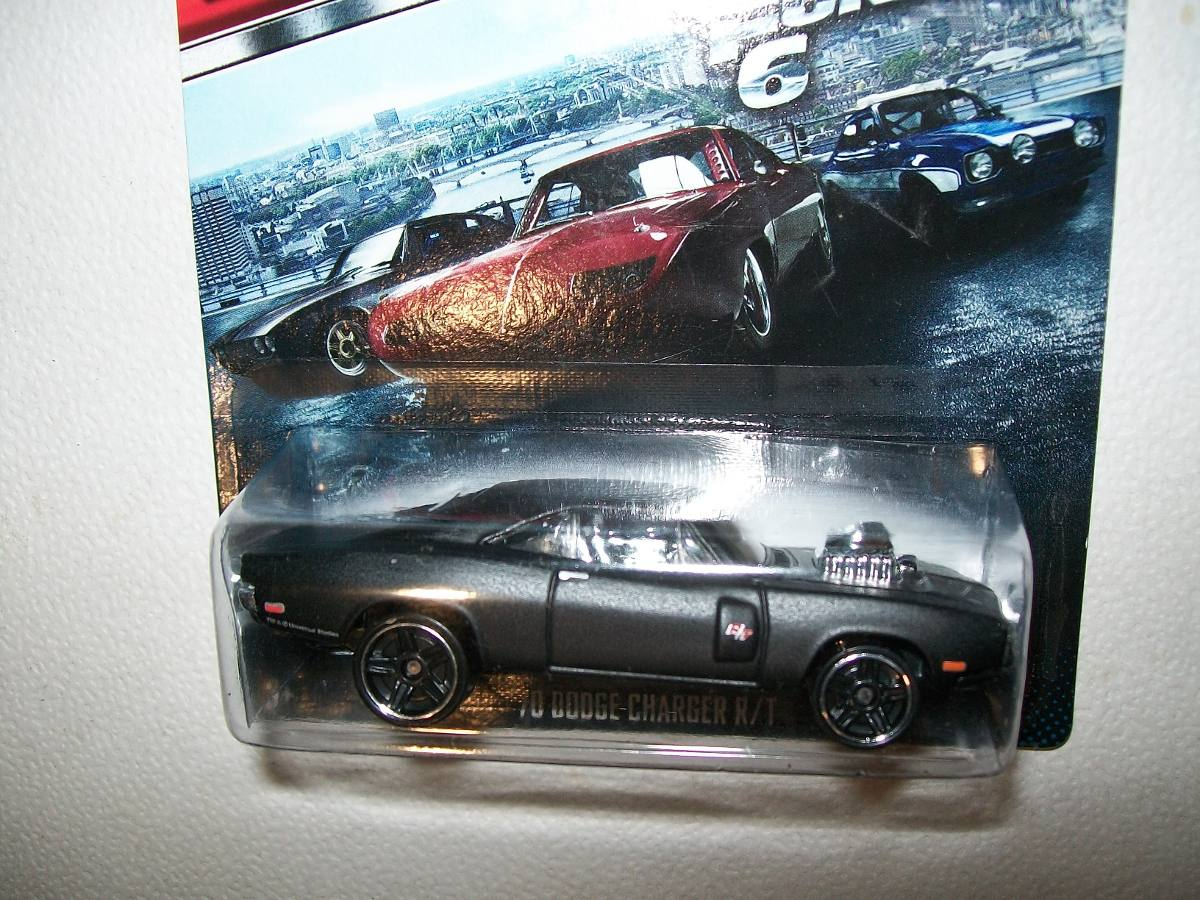 1970 Dodge Charger R/t Fast & Furious Hot Wheels 2015 ...