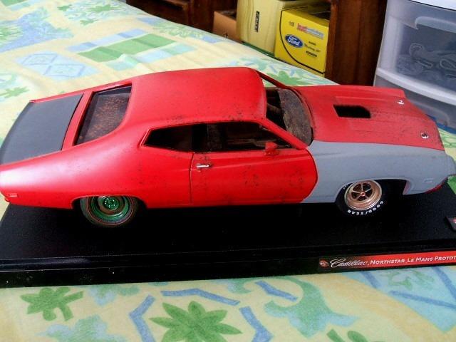 1970 Ford Torino Gt Unrestored 1/18 - $ 1,599.00 en