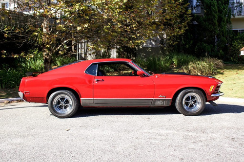 1970 mustang march 1