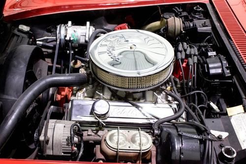 1972 chevrolet corvette stingray targa