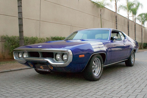 1972 plymouth road runner big block 440