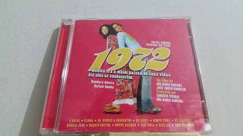 1972 - trilha sonora original do filme