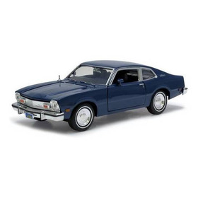 1974 Ford Maverick Azul - Escala 1:24 - Motormax