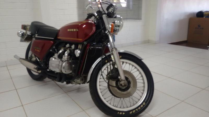 1976 honda gl 1000 gold wing