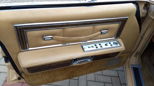 1976 lincoln continental  - tags mark iv - town car cadillac