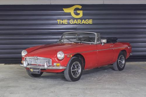 1977 mgb roadster conversível