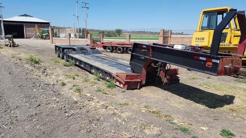 1978 rogers 55 ton lowboy