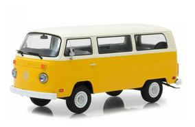 VW t2 B bus 1971 Dharma Lost azul blanco maqueta de coche 1:24 GreenLight Collectibles