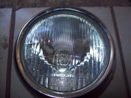 1981 suzuki gs750l faro central o headligth original y buena