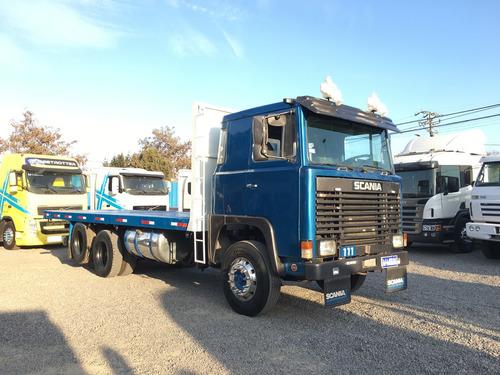 1982 scania 111 6x2