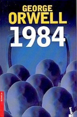 1984. george orwell.