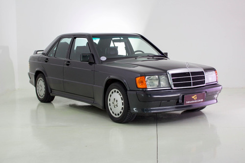 1985 merecdes benz 190e 2.3-16 cosworth manual cambio dogleg