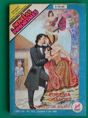 1985 novelas inmortales #412 eugenia grandet h. de balzac