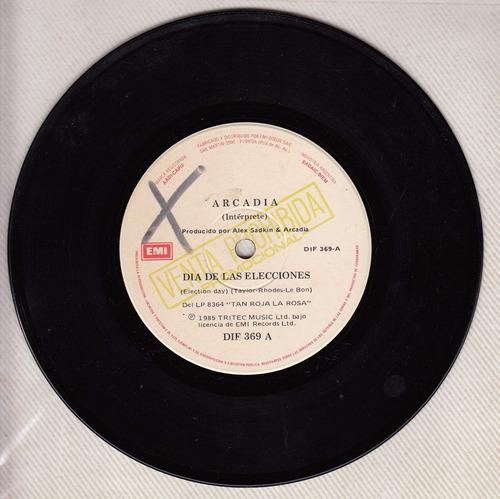 1985 single vinyl split pro argentina arcadia sheena easton