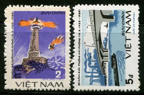 1985 viet nam: liberación de haipong