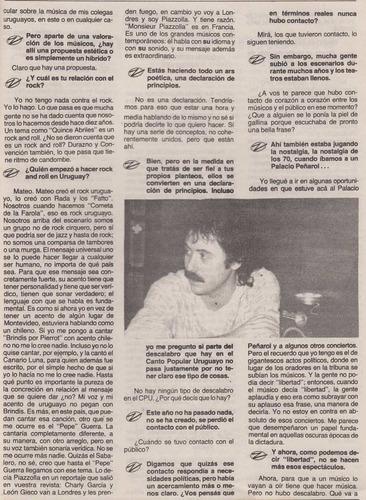 1986 entrevista a jaime roos por hugo fontana revista zeta