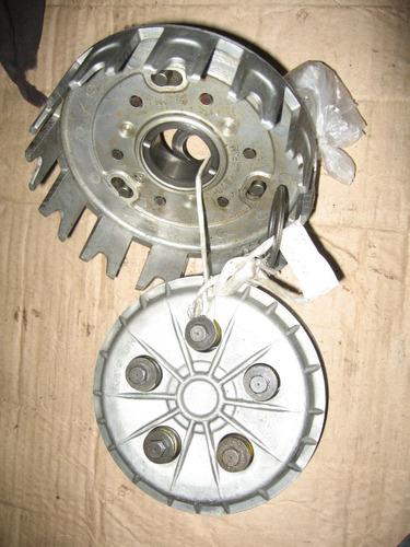 1986 kawasaki kz550 campana de clutch