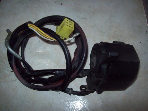 199 1suzuki bandit gsf 450  mando izquierdo original y barat