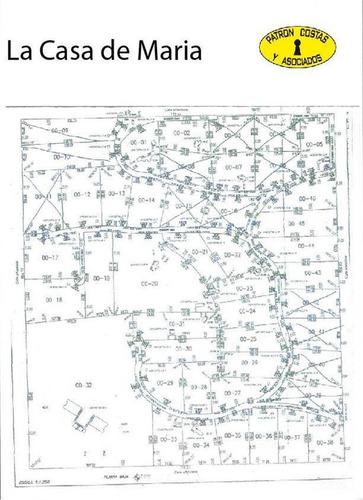 1991-hp- venta 1 o 2 lotes de 1,3 has c/u- lujan r34 y r6