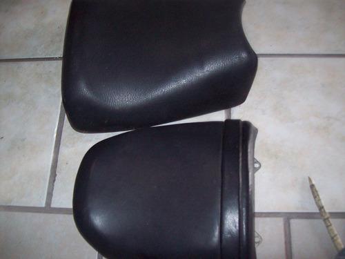 1991 suzuki bandit gsf 450 asiento completo original