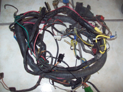 1991 suzuki bandit gsf 450 harness cableado electrico barato