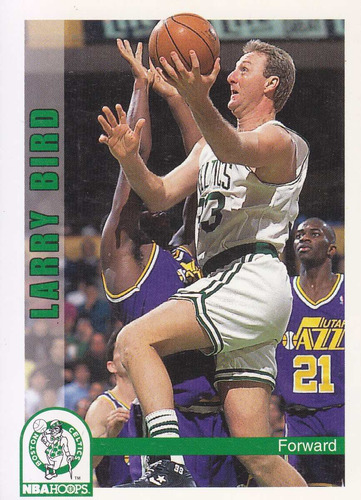 1992-93 hoops larry bird celtics