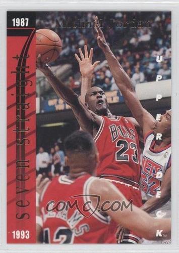 1993-94 upper deck #sp3 - michael jordan/wilt chamberlain