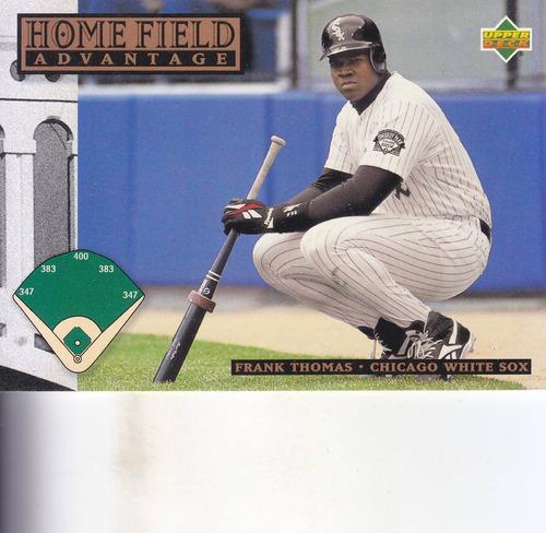 1994 choice home field advantage frank thomas qb white sox