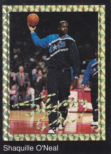 1994 convention promo shaquille o'neal magic