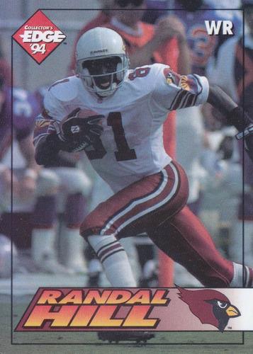 1994 edge randall hill wr cardinals