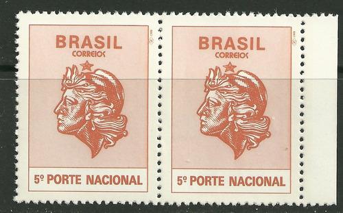 1994 - franqueamento nacional 5º porte - par rhm 709