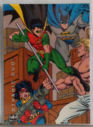 1994 skybox batman #35 rite of passage