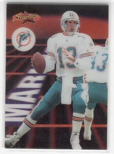 1994 starflics dan marino miami dolphins