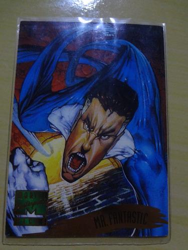 1995 fleer marvel masterpieces