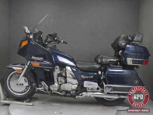 1995 kawasaki zg1200 voyager 1200